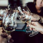 High Wine arrangement incl. hapjes